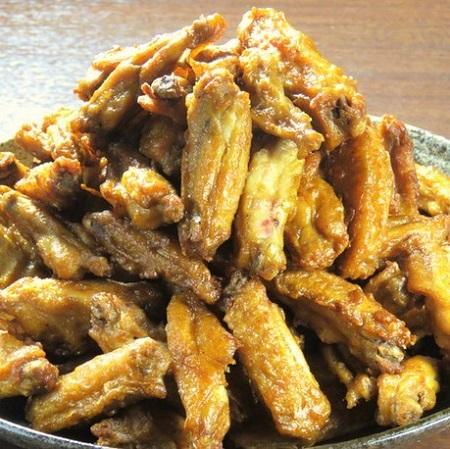 市川の鶏料理専門店[とりいちず]の絶品手羽唐
